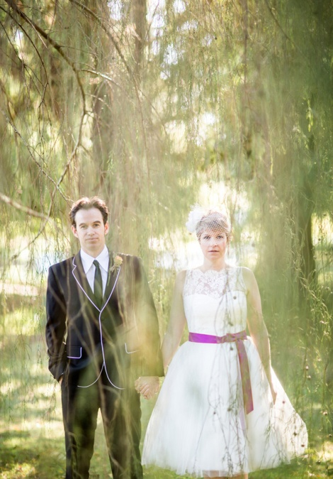 garden-wedding-short-bridal-gown-wedding-dress-pink-retro_5